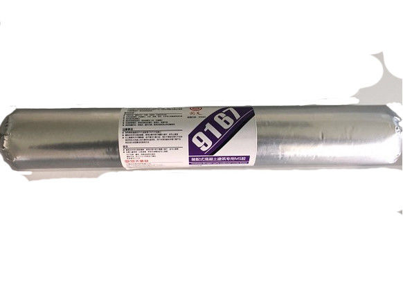 9167 MS sealant Polyurethane Adhesive Glue for fabricated buildings , Modified silicone sealant